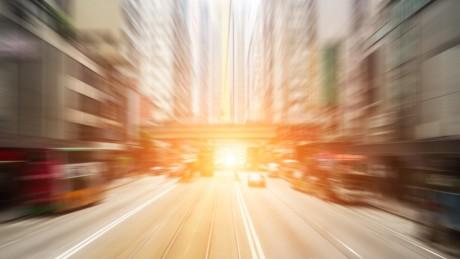 вождение по городу